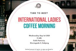 International ladies coffee morning