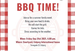 Newcomers BBQ Time