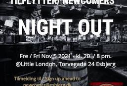 Tilflytter Night Out